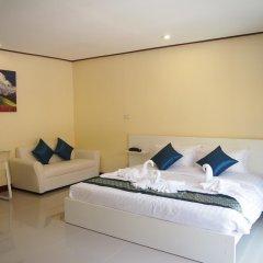 Отель The Victoria Resort Pattaya комната для гостей фото 3