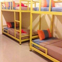 Отель Lanta Justcome 2* Кровать в общем номере фото 23