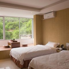 Отель Minnan Shiguang Yinxiang Theme Inn Китай, Сямынь - отзывы, цены и фото номеров - забронировать отель Minnan Shiguang Yinxiang Theme Inn онлайн комната для гостей фото 5