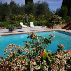 Отель La Fonte Италия, Сан-Джиминьяно - отзывы, цены и фото номеров - забронировать отель La Fonte онлайн бассейн