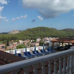 PH Hotel Fethiye балкон