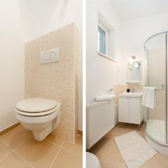 Апартаменты Budapestay Apartments Будапешт ванная