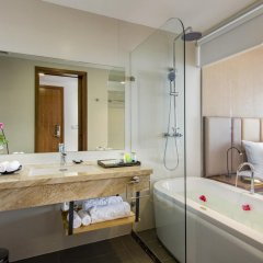 Sen Viet Premium Hotel Nha Trang 4* Номер Делюкс с двуспальной кроватью фото 2
