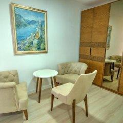 Hotel Adrović Свети-Стефан интерьер отеля