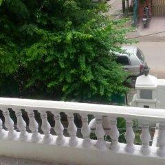 Отель Nayan Homestay балкон