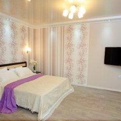 Апартаменты на Луговой 67/69 Студия с различными типами кроватей фото 17