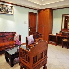 Отель Baan SS Karon 3* Стандартный номер с различными типами кроватей фото 2