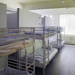 Отель CheapSleep Helsinki Кровать в общем номере с двухъярусной кроватью фото 2