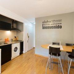 Отель Apartamento Rambla Catalunya Испания, Барселона - отзывы, цены и фото номеров - забронировать отель Apartamento Rambla Catalunya онлайн в номере фото 2