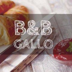 Отель B&B Gallo Италия, Лимена - отзывы, цены и фото номеров - забронировать отель B&B Gallo онлайн в номере фото 2