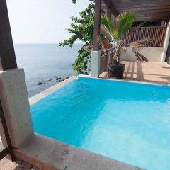 Отель Penn Sunset Villa with Private Pool 10 Таиланд, Ланта - отзывы, цены и фото номеров - забронировать отель Penn Sunset Villa with Private Pool 10 онлайн бассейн фото 2
