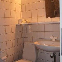 Park Hotel Aalborg 3* Улучшенный номер с двуспальной кроватью фото 7