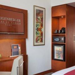 Steigenberger Hotel El Tahrir 4* Улучшенный номер с различными типами кроватей фото 4
