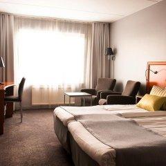 Отель Scandic Laholmen 3* Стандартный номер с различными типами кроватей фото 2