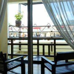 Golden Sea Pattaya Hotel балкон