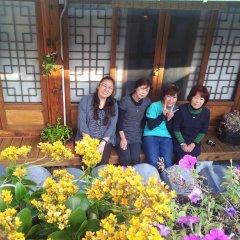 Отель Hanok Guesthouse 201 Южная Корея, Сеул - отзывы, цены и фото номеров - забронировать отель Hanok Guesthouse 201 онлайн фото 4