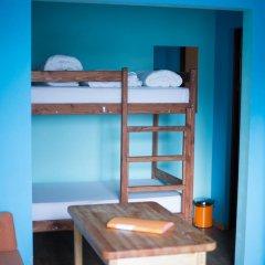 Crazy Dog Hostel Стандартный номер с различными типами кроватей фото 2