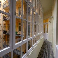Отель Klarahome Budapest Венгрия, Будапешт - отзывы, цены и фото номеров - забронировать отель Klarahome Budapest онлайн балкон