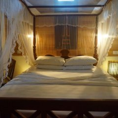 Отель Thaproban Beach House 3* Номер Делюкс с двуспальной кроватью фото 3