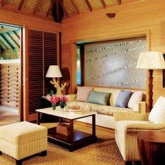 Отель Four Seasons Resort Bora Bora 5* Бунгало с различными типами кроватей