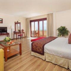 Отель Sunny Beach Resort and Spa 4* Люкс повышенной комфортности с различными типами кроватей фото 7