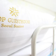 Отель K-POP GUESTHOUSE Seoul Station сауна