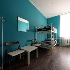 Хостел Калинин Кровать в общем номере с двухъярусной кроватью фото 7