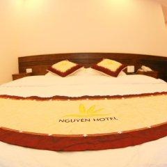 Nguyen Hotel Стандартный номер с двуспальной кроватью фото 3