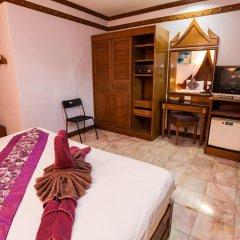 Отель Patong Beach Bed and Breakfast 2* Стандартный номер с разными типами кроватей фото 2