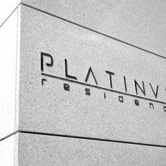 Отель Platinum Residence Варшава спортивное сооружение