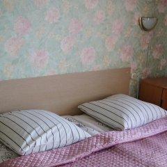 Гостиница Центральная Улучшенный номер двуспальная кровать фото 3