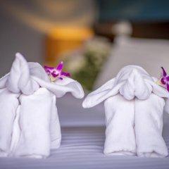 Отель Buri Tara Resort 3* Улучшенный номер с различными типами кроватей фото 6