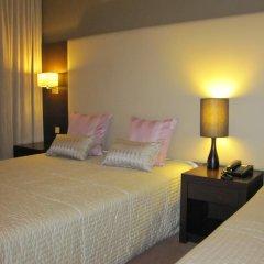 Отель Lisboa Central Park 3* Номер Делюкс с различными типами кроватей фото 5