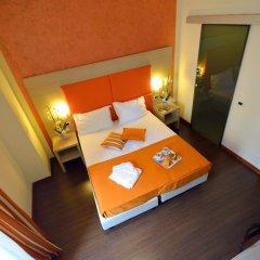 Отель B&B Marbò Florence 3* Стандартный номер с различными типами кроватей фото 7