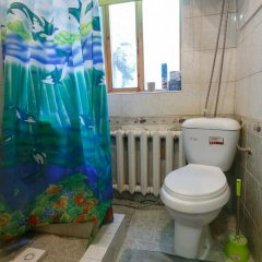 Отель Jamilya B&B Кыргызстан, Каракол - отзывы, цены и фото номеров - забронировать отель Jamilya B&B онлайн ванная