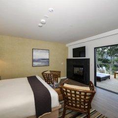Отель Carmel Valley Ranch 4* Студия с различными типами кроватей фото 6