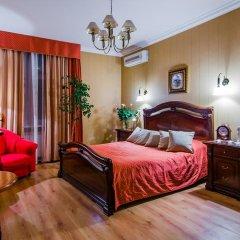 Отель Khreshchatyk Suites Киев комната для гостей фото 9