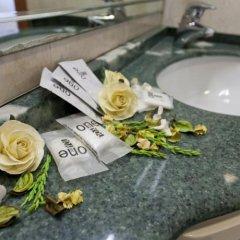 Hotel Palm Beach Римини ванная фото 2