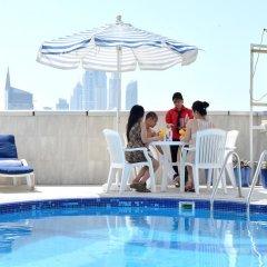 Legacy Hotel Apartments бассейн фото 3