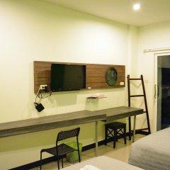 Отель Krabi Inn & Omm Hotel Таиланд, Краби - отзывы, цены и фото номеров - забронировать отель Krabi Inn & Omm Hotel онлайн в номере фото 2