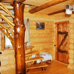 Отель Sadyba Verhovynka Хуст интерьер отеля фото 3