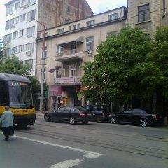 Апартаменты Emigrant apartment городской автобус