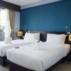 Отель Buri Tara Resort 3* Улучшенный номер с различными типами кроватей фото 7