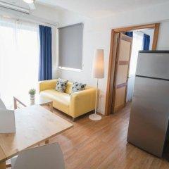 Отель Park Lane Aparthotel 4* Студия Делюкс с различными типами кроватей фото 7