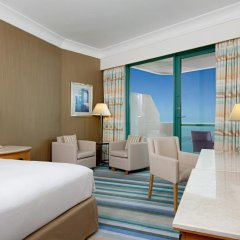 Отель Hilton Dubai Jumeirah 5* Номер Делюкс с различными типами кроватей фото 5