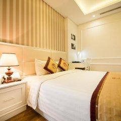 Hanoi HM Boutique Hotel 3* Номер Делюкс с различными типами кроватей фото 5