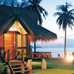 Отель Sunset Village Beach Resort 4* Улучшенный коттедж с различными типами кроватей фото 8