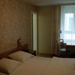 Hotel Limmathof 2* Стандартный номер с двуспальной кроватью фото 9