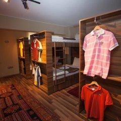 Juliet Rooms & Kitchen 3* Кровать в общем номере с двухъярусной кроватью фото 10