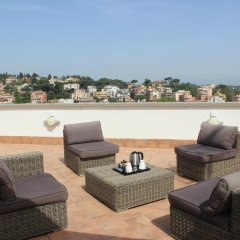 Grand Hotel Tiberio фото 3